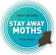 FAST-ACTING STAY AWAY MOTHS PLANT-BASED