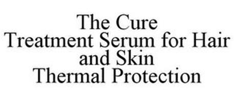 THE CURE TREATMENT SERUM FOR HAIR AND SKIN THERMAL PROTECTION