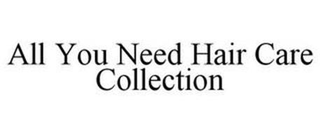 ALL YOU NEED HAIR CARE COLLECTION