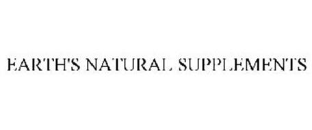 EARTH'S NATURAL SUPPLEMENTS