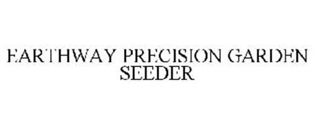EARTHWAY PRECISION GARDEN SEEDER