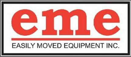 EME EASILY MOVED EQUIPMENT INC. & DESIGN