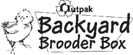 OUTPAK BACKYARD BROODER BOX