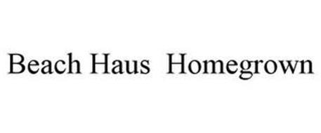 BEACH HAUS HOMEGROWN