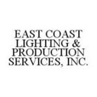 EAST COAST LIGHTING & PRODUCTION SERVICES, INC.