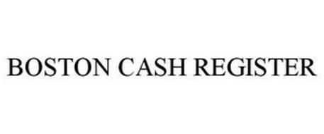 BOSTON CASH REGISTER