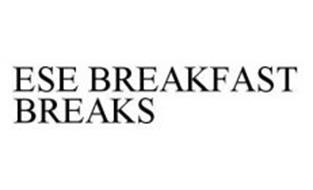 ESE BREAKFAST BREAKS