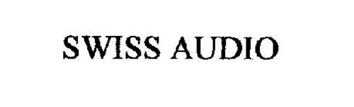 swiss audio trademark of east west bank serial number 76328047 swiss audio