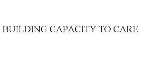 BUILDING CAPACITY TO CARE