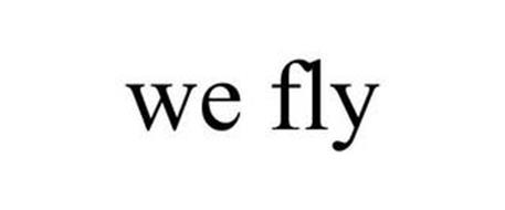 WE FLY