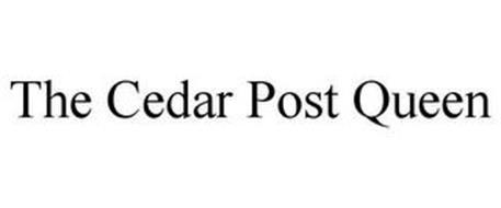 THE CEDAR POST QUEEN