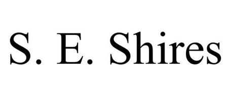 S. E. SHIRES