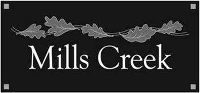MILLS CREEK