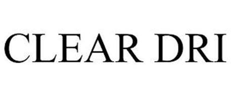 CLEAR DRI