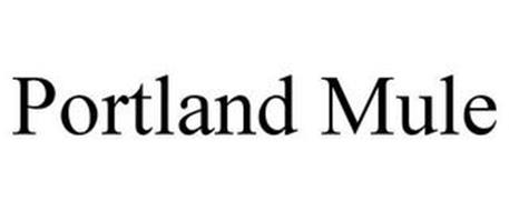 PORTLAND MULE