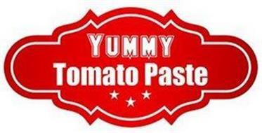 YUMMY TOMATO PASTE
