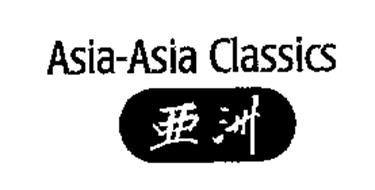 ASIA-ASIA CLASSICS
