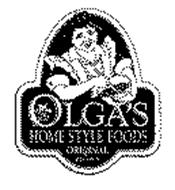 OLGA'S HOME-STYLE FOODS ORIGINAL RECIPES
