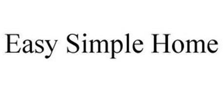 EASY SIMPLE HOME