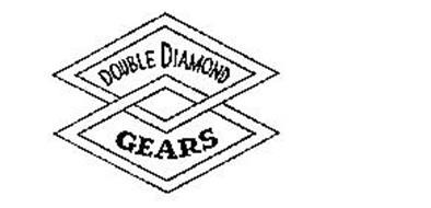 DOUBLE DIAMOND GEARS