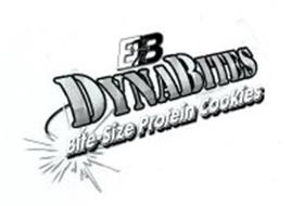 EB DYNABITES BITE-SIZE PROTEIN COOKIES