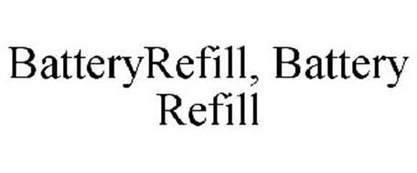 BATTERYREFILL, BATTERY REFILL