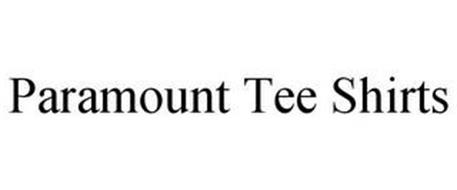 PARAMOUNT TEE SHIRTS