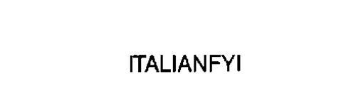 ITALIANFYI