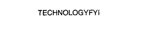 TECHNOLOGYFYI