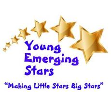 "YOUNG EMERGING STARS ""MAKING LITTLE STARS BIG STARS"""