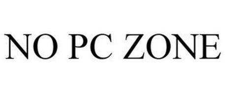 NO PC ZONE