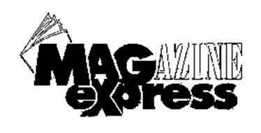 MAGAZINE EXPRESS