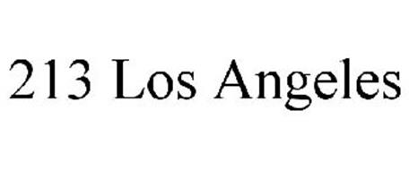 213 LOS ANGELES
