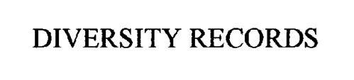 DIVERSITY RECORDS