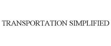 TRANSPORTATION SIMPLIFIED