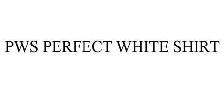 PWS PERFECT WHITE SHIRT