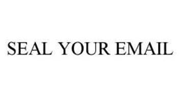 SEAL YOUR EMAIL