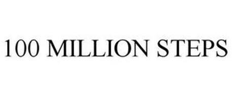 100 MILLION STEPS