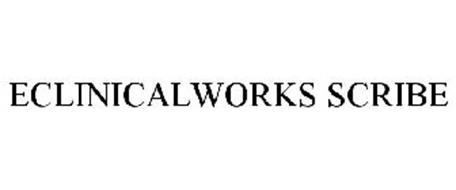 ECLINICALWORKS SCRIBE