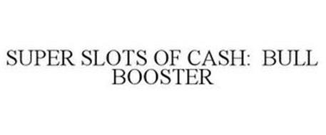 SUPER SLOTS OF CASH BULL BOOSTER