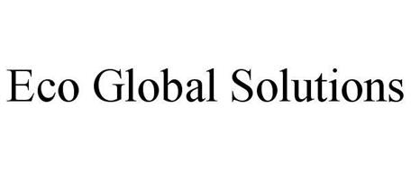 ECO GLOBAL SOLUTIONS