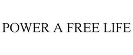 POWER A FREE LIFE