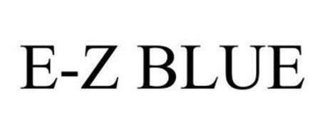 E-Z BLUE