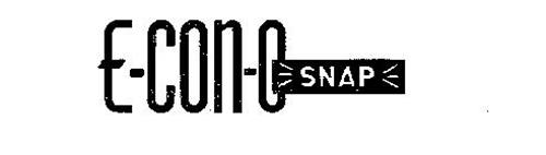 E-CON-O SNAP