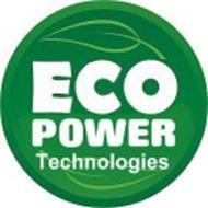ECOPOWER TECHNOLOGIES