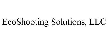 ECOSHOOTING SOLUTIONS, LLC