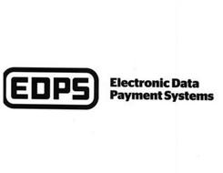 EDPS ELECTRONIC DATA PAYMENT SYSTEMS