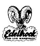 EDELBROCK RAM LOG MANIFOLDS
