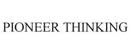 PIONEER THINKING