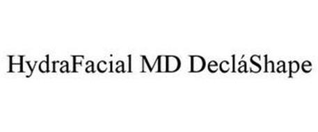 HYDRAFACIAL MD DECLÁSHAPE